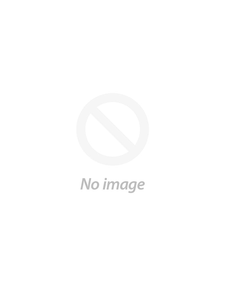 Saint Morta Iced Jewelled Pendant Iced Gold