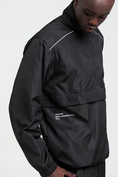 Drake Scorpion Nylon 3M Jacket Black/3M