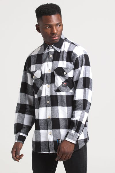 Carré X Rothco Flannel White