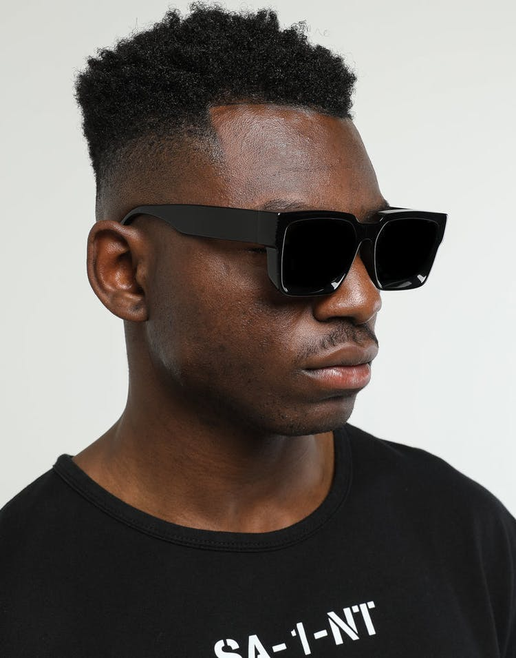 Saint Morta Las Ratas Sunglasses Black