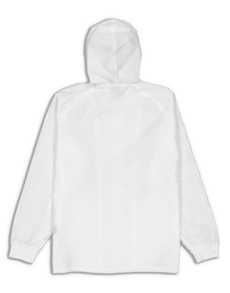 GOAT CREW ESSKEETIT WINDBREAKER JACKET WHITE