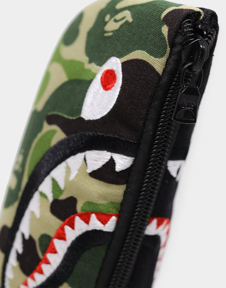 A Bathing Ape Shark 16 Bluelight Black Camo