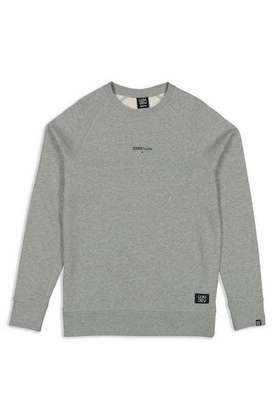 Goat Crew Zero Fucks Given Crewneck Grey