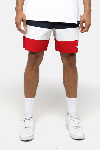 Carré Lafayette Essentiel Short Navy/White/Red