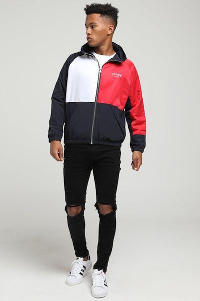 Carré Patriot Jacket Navy/White/Red