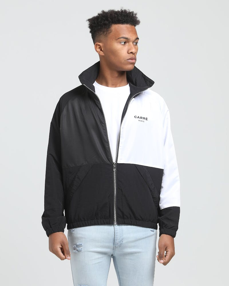 Carré Patriot Jacket Black/White