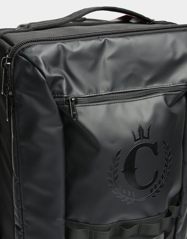 Culture Kings NFS Escape Suitcase Black/Black