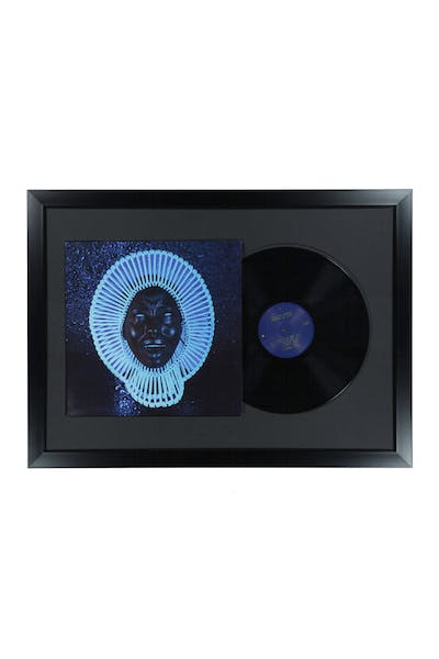 Music Merch Childish Gambino Awaken, My Love Framed Vinyl
