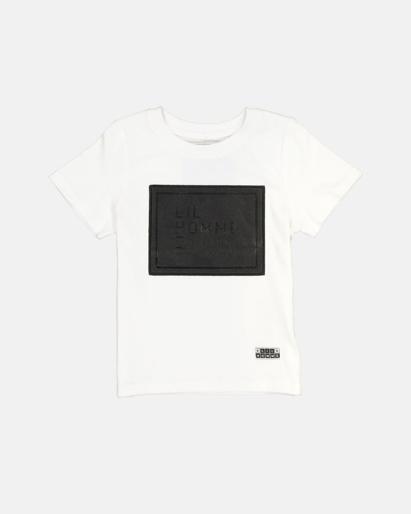 Foundation Patch Short Sleeve T-Shirt