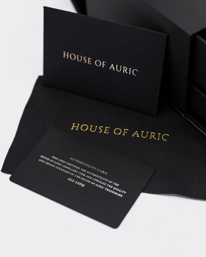 "House Of Auric 2.8mm 20"" Franco Chain 10K Gold"