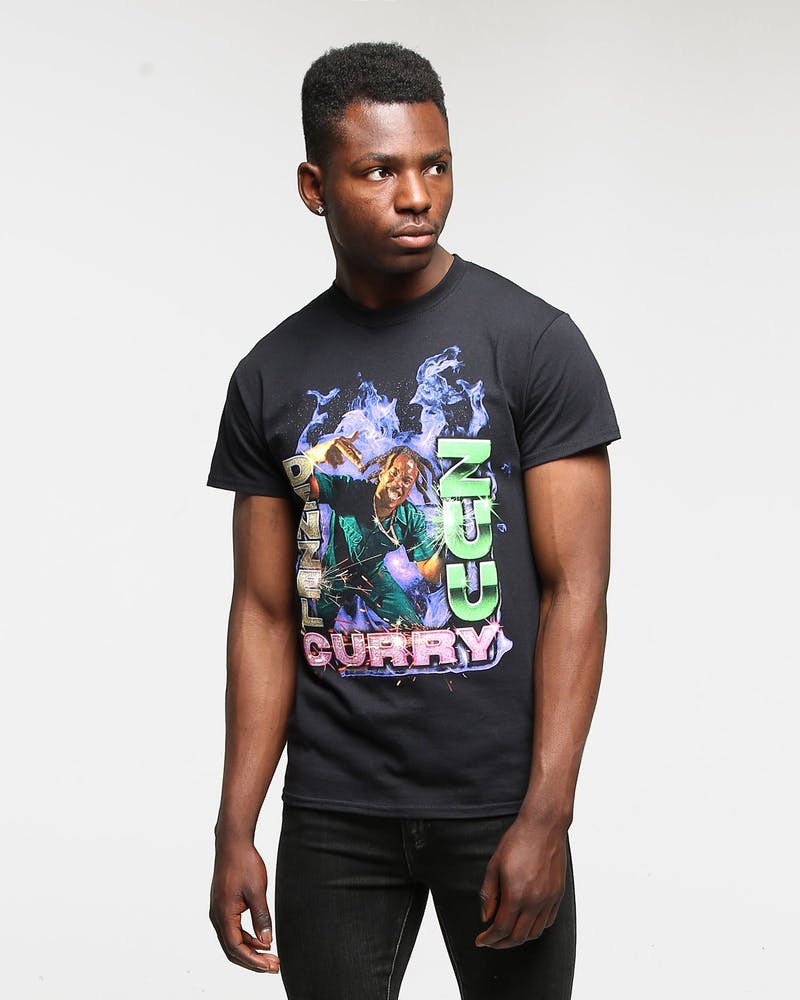Denzel Curry ZUU Tour SS Tee Black