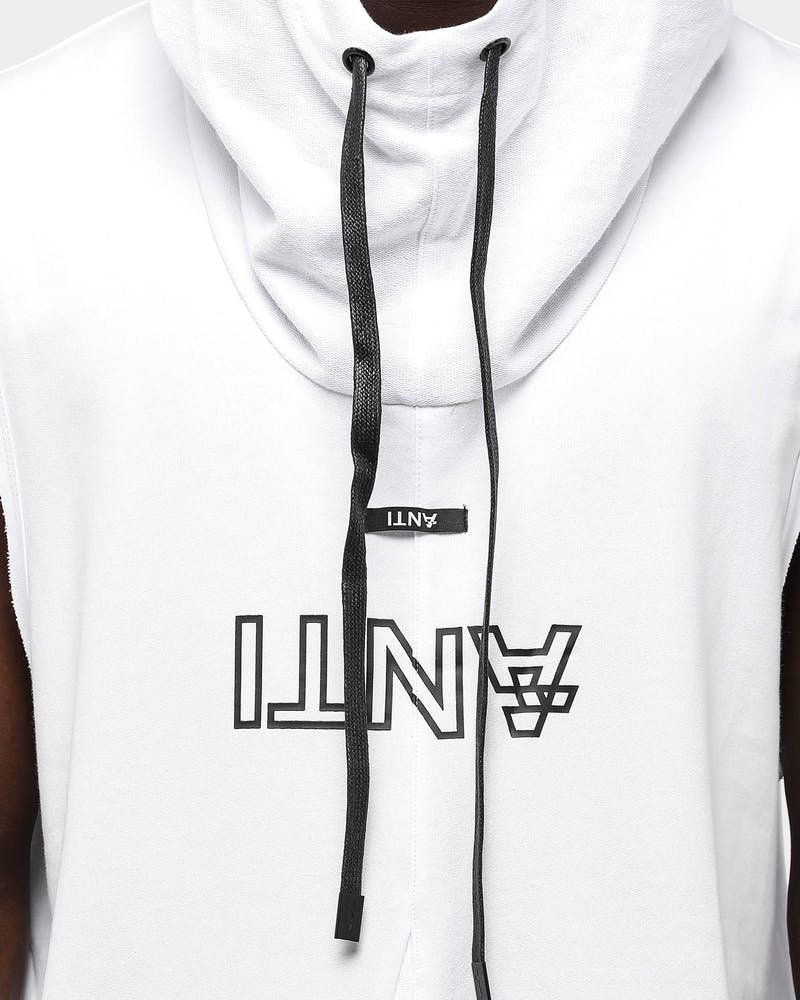 The Anti Order Non Alignment Hoodie White