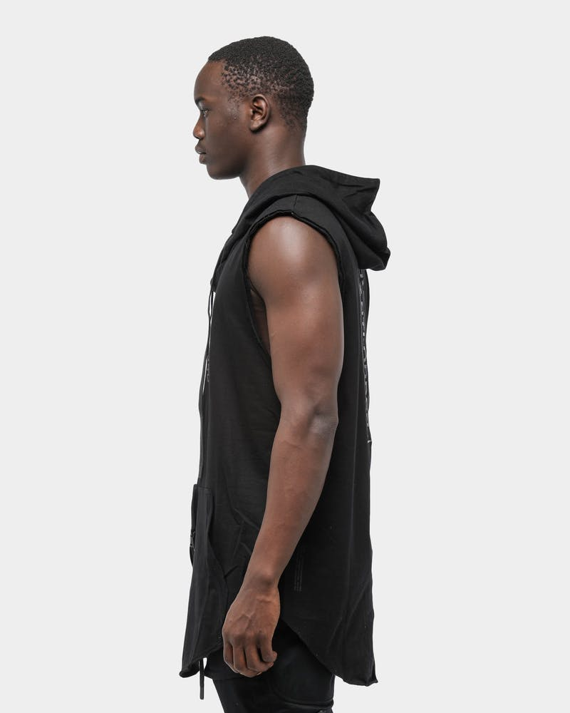The Anti Order Non Alignment Hoodie Black