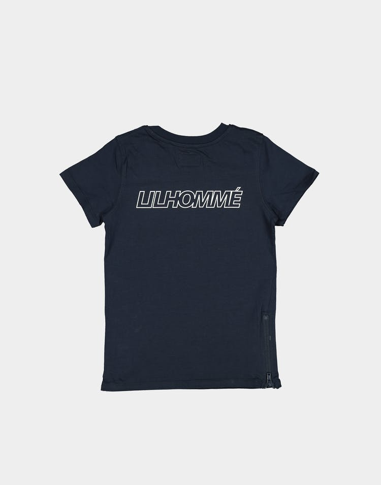 Lil Hommé Latch Capone SS Tee Navy