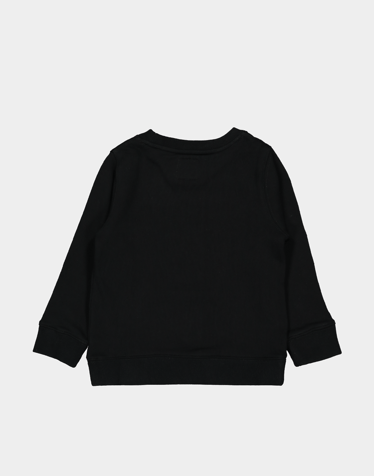 Lil Hommé Kids Defence Crewneck Black