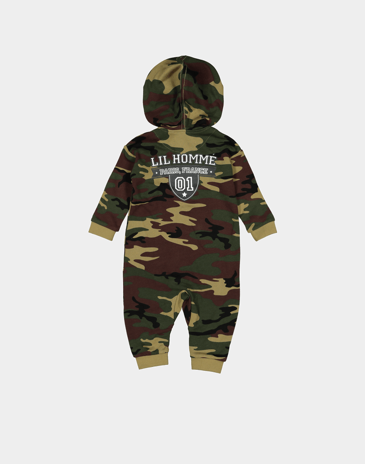 Lil Hommé Infant Defence Chillsuit Camo
