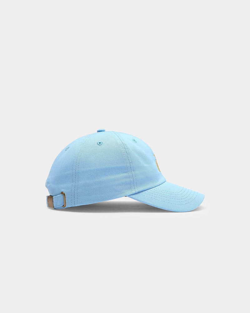 Goat Crew Money Bag Strapback Light Blue