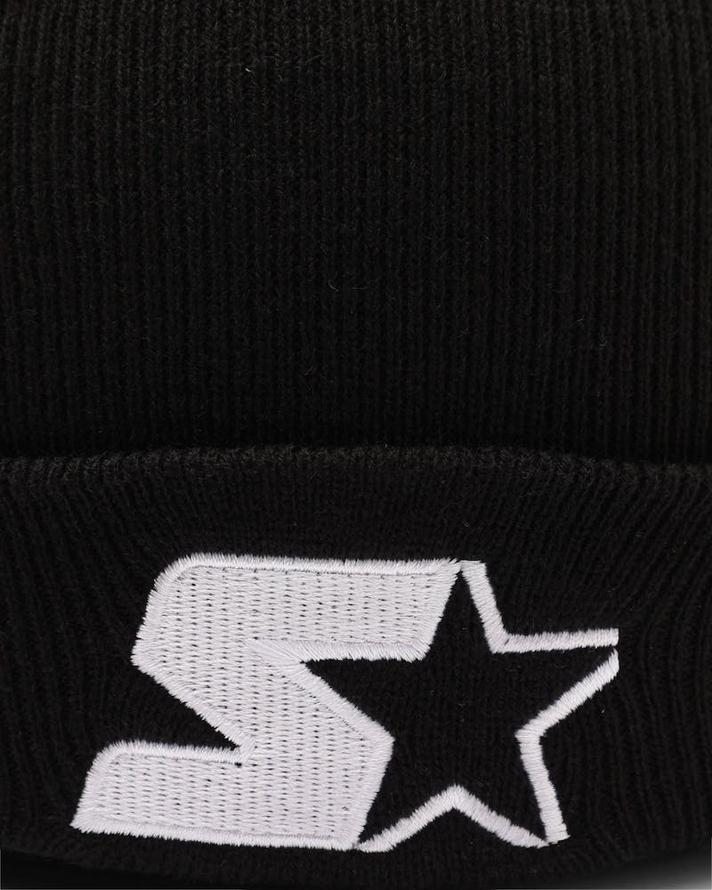 Starter Foundation Beanie Black/White