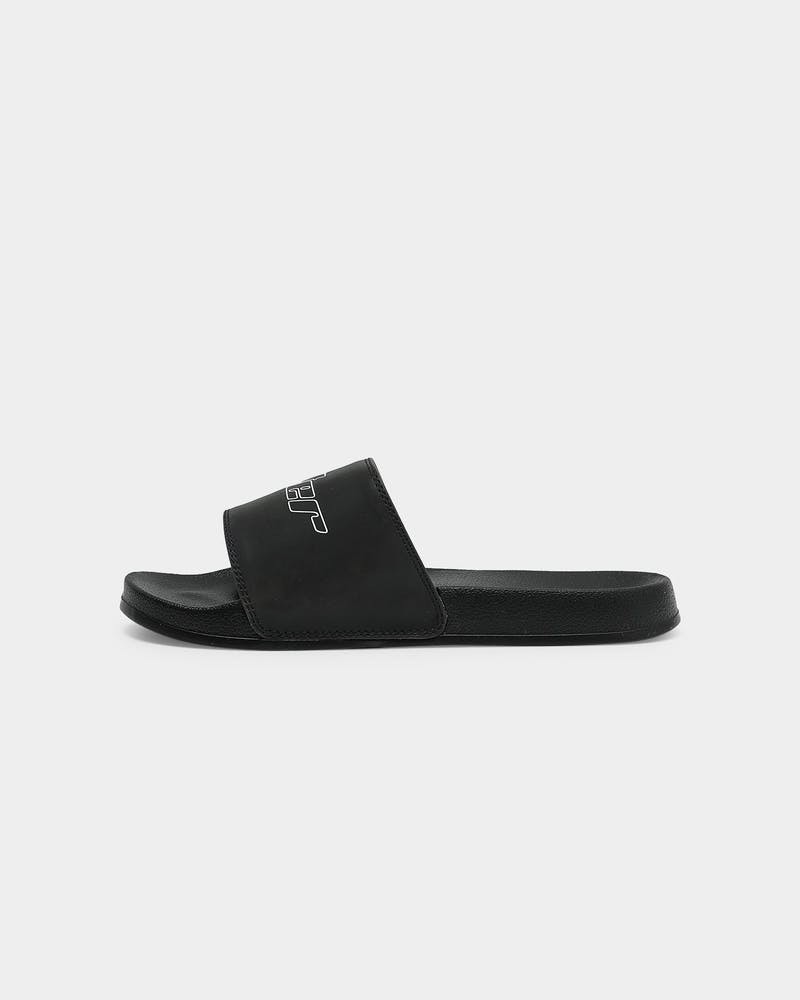 Loiter Reflective Slide Black/Reflective