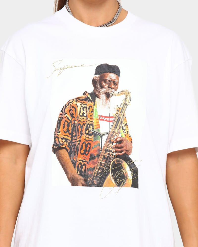 Supreme Pharaoh Sanders T-Shirt White