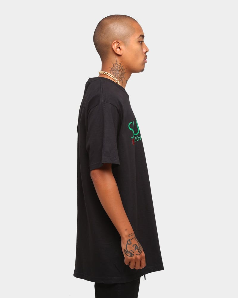 Supreme Nuova York T-Shirt Black
