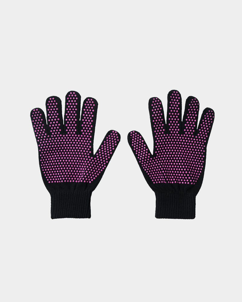 Anti Social Social Club Men's ASSC X UNDFTD X F1® Gloves Black