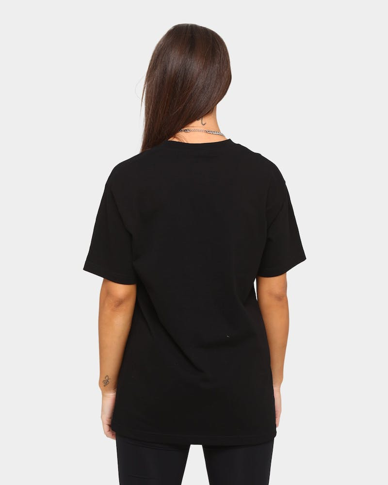 Last Kings LA Wave Short Sleeve T-Shirt Black