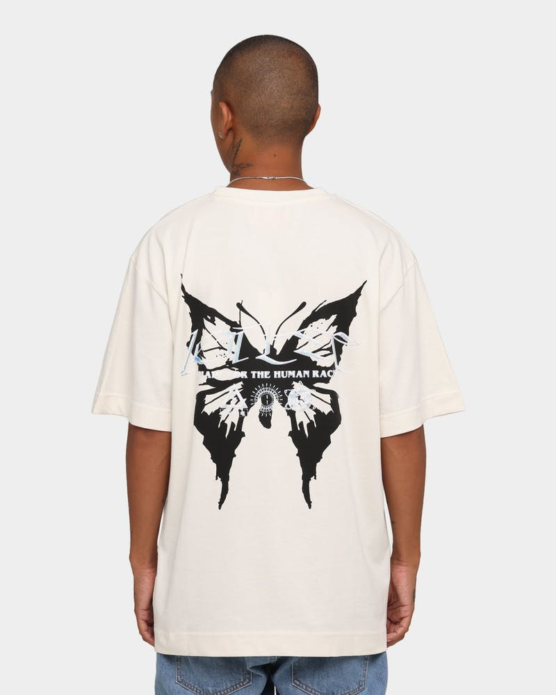Loiter Metallic Legion T-Shirt Off White