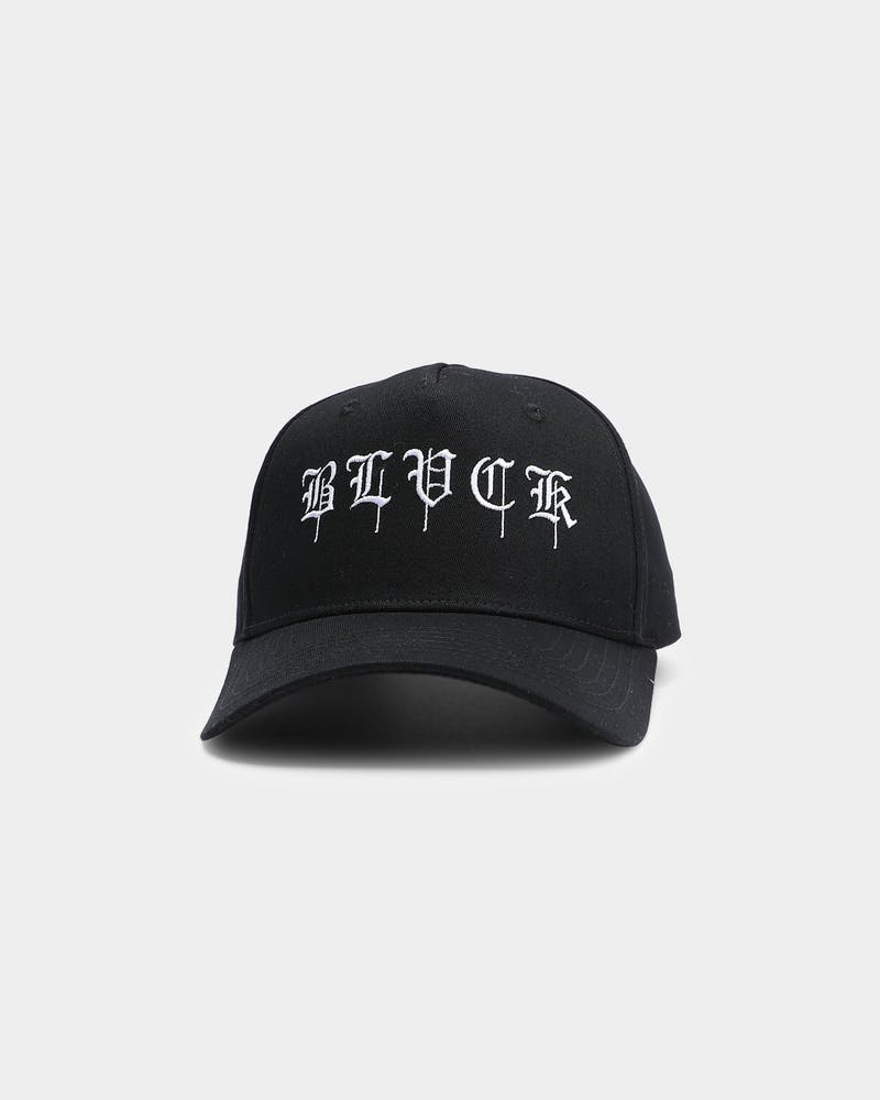 Black Scale Black Scale X Culture Kings BLVCK Snapback Black