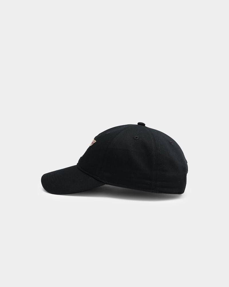 Goat Crew Legends 8 V2 Dad Hat Strapback Black