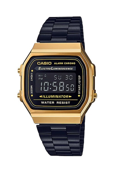 Casio Digital Illuminator Black/Gold