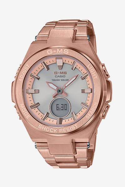 BABY-G MSGS200 Rose Gold