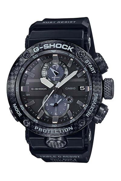 G-Shock Gravity Master GWR-B1000-1ADR Black
