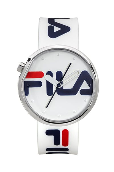 Fila Iconic Watch White