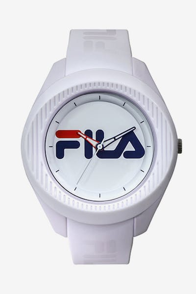 Fila Halo Watch White