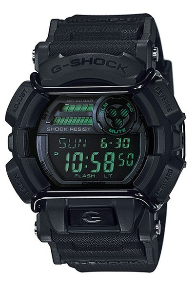 G-Shock GD400MB-1D Limited Military Black