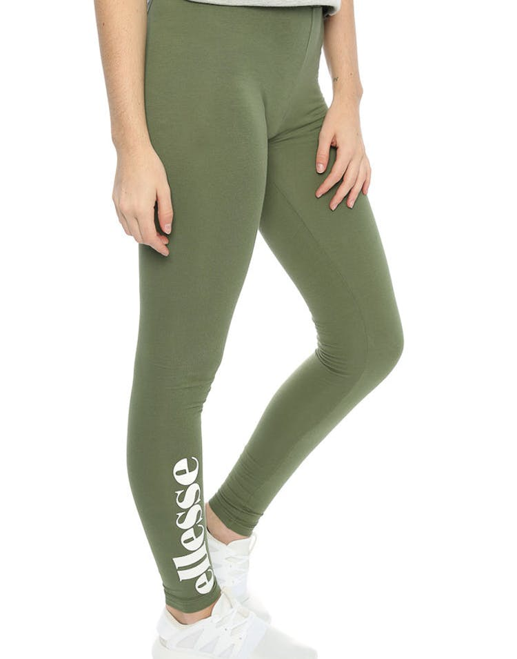 13c324bd6ed Ellesse Solos Legging Green – Culture Kings