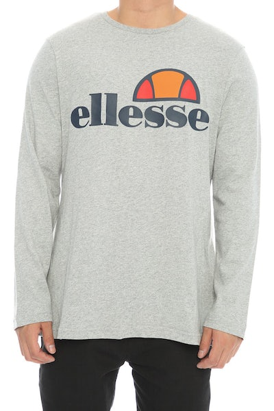 Ellesse Grazie Long Sleeve Tee Grey