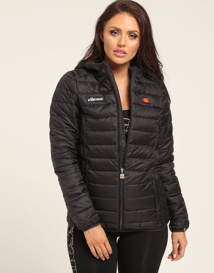 2277e125 Ellesse Women's Lombard Padded Jacket Anthracite