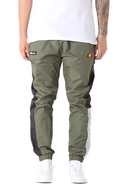 Ellesse Tescari Badged Pant Dusty Olive