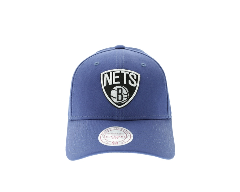 Mitchell & Ness Brooklyn Nets Low Pro Strapback Blue