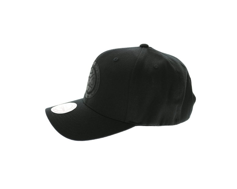 Mitchell & Ness 76ERS All Black 110 Snapback