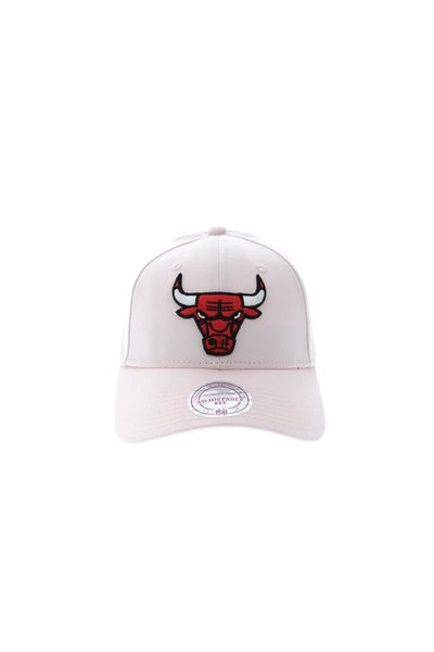 Mitchell & Ness Chicago Bulls Low Pro Strapback Pink
