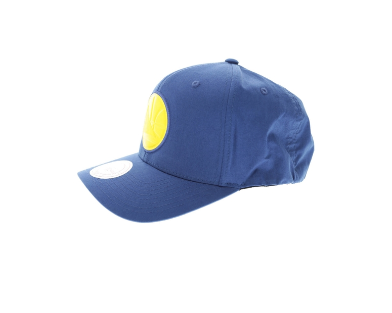 Mitchell & Ness Warriors Hyper 110 Snapback Blue