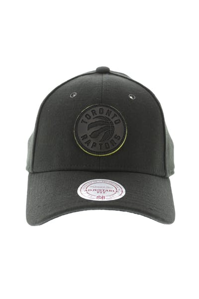 the best attitude ccea1 f1849 Mitchell   Ness Toronto Raptors Filter 2.0 Snapback Black
