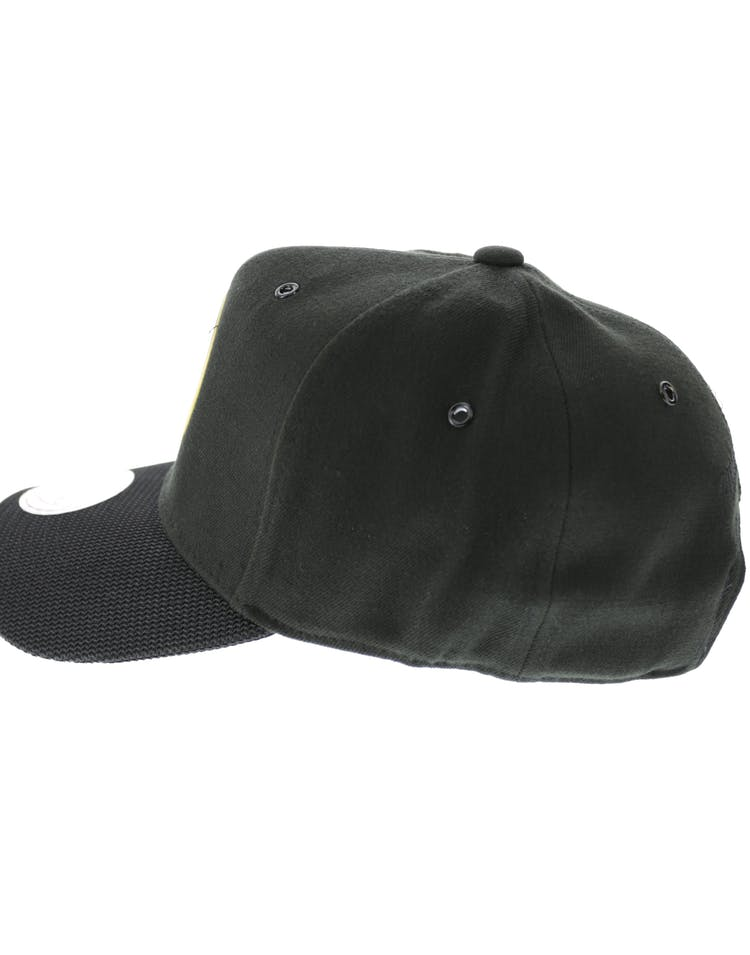 coupon codes cheap united kingdom Mitchell & Ness Warriors Sonic 110 Snapback Black | Culture Kings