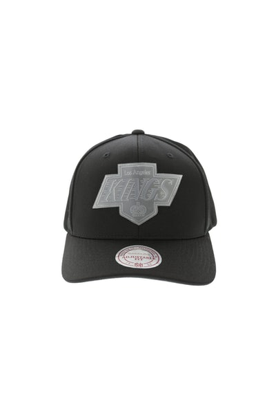 Mitchell & Ness Kings Rubber 110 Snapback Black