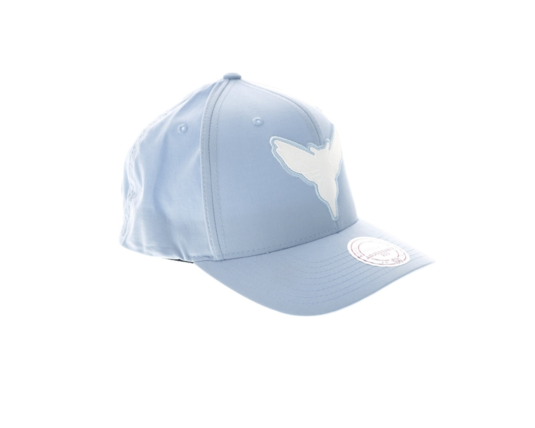 Mitchell & Ness Hornets Hyper 110 Snapback Light Blue