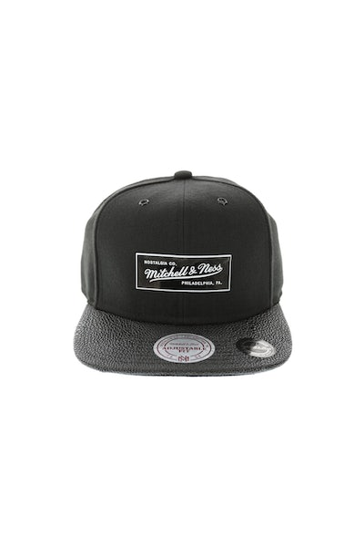 Mitchell & Ness M&N Ultimate Snapback Black