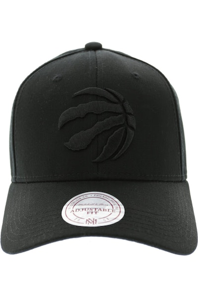 Mitchell & Ness Raptors Women's Low Pro Strapback Black/Black